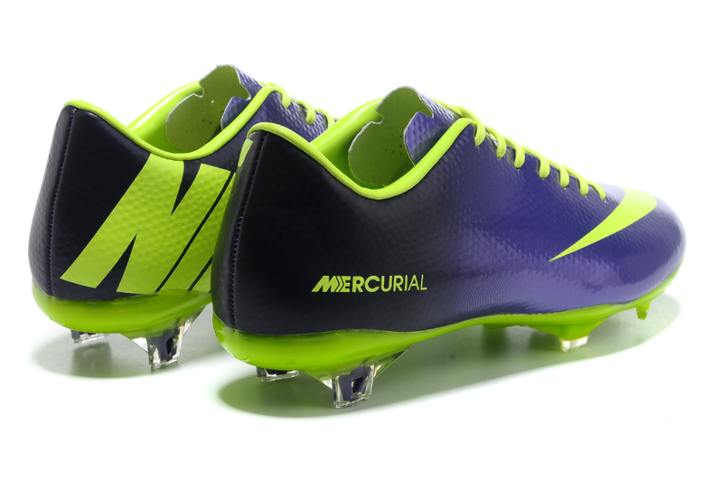 6bce653e5 Pick up your pair today at blackoutadidas2014.com . NIKE MERCURIAL VAPOR IX  FG-Purple   fluorescent yellow on sale!