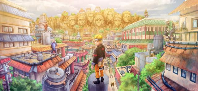 Daftar Nama Karakter Boruto (Manga/Anime) Lengkap