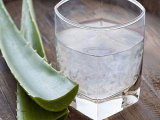 Steps to make aloe vera juice