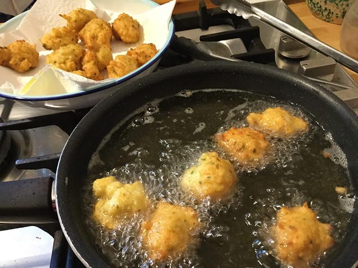 Aaa accademia affamati affannati frittelle di riso e for Cucinare jalapeno