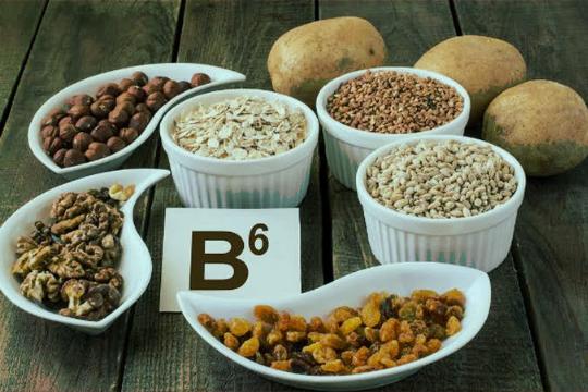 اهميه فيتامين B6 لجسم الانسان