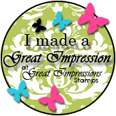 Great Impressions Blog Hop Winner