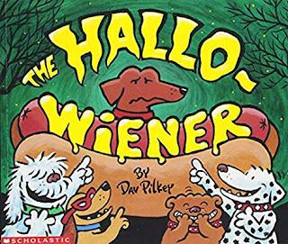 THE HALLO-WIENER BY DAV PILKEY - TEACHING IDEAS