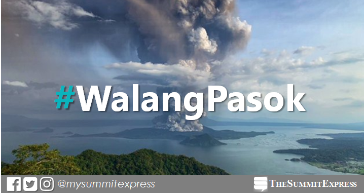 #WalangPasok: List of class suspensions for Wednesday, January 15, 2020
