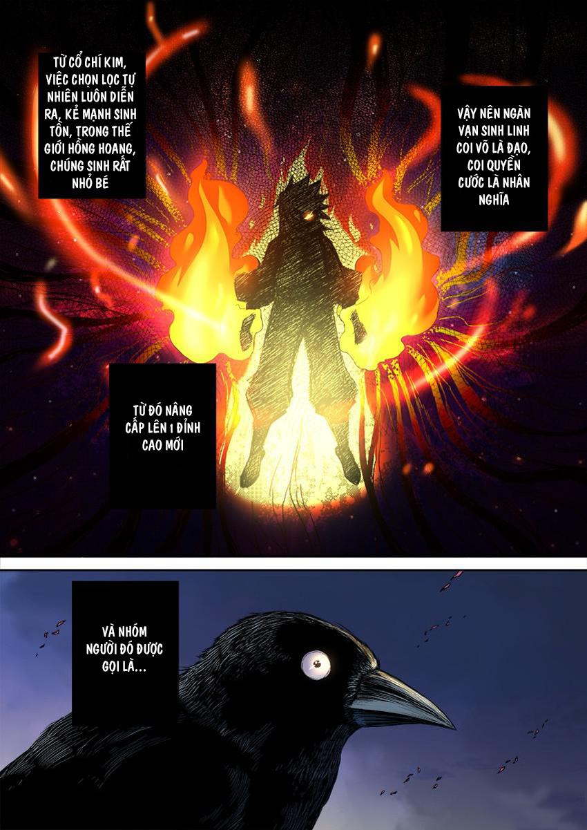 Quyền Bá Thiên Hạ Chap 149 - Trang 2
