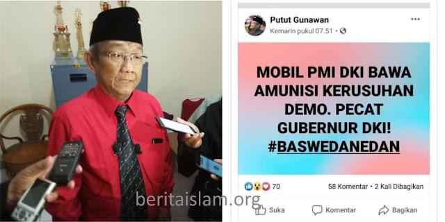 Anggota DPRD Solo PDIP Putut Gunawan