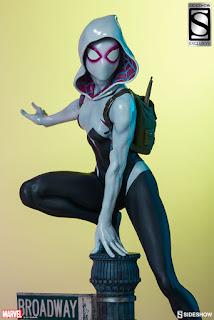 Imágenes de Marvel Comics Spider-Gwen de Mark Brooks - Sideshow Collectibles