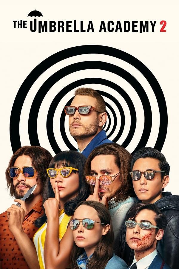 Descargar The Umbrella Academy Temporada 2 Español Latino & Sub Español por MEGA