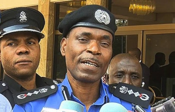 We?ll never allow another violent #EndSARS protest again'- IGP Adamu Mohammed says