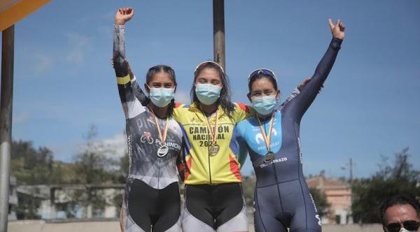 Leslye Ojeda; nuestra dragona se prepara para formar parte de la selección que representará a Ecuador en los I Juegos Panamericanos Juveniles