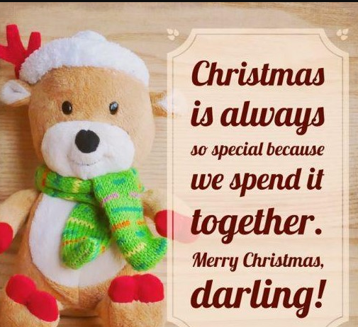 Christmas Love Quotes,Wishes,Greetings And Messages