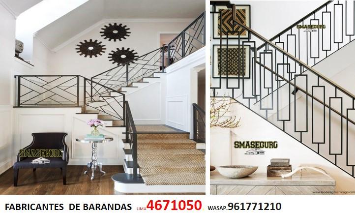 barandas para escaleras escaleras metalicas
