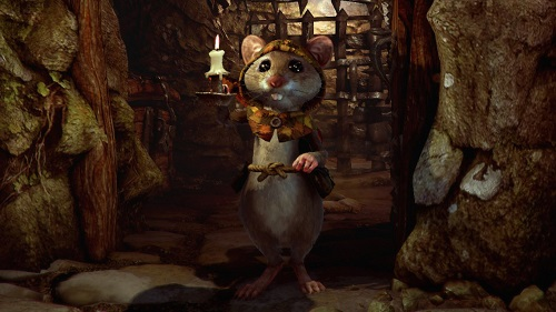 Ghost of a Tale Gameplay