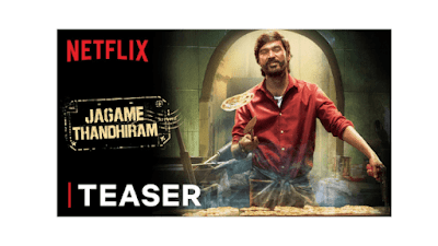 Jagame Thandhiram Movie OTT Release Date and Time