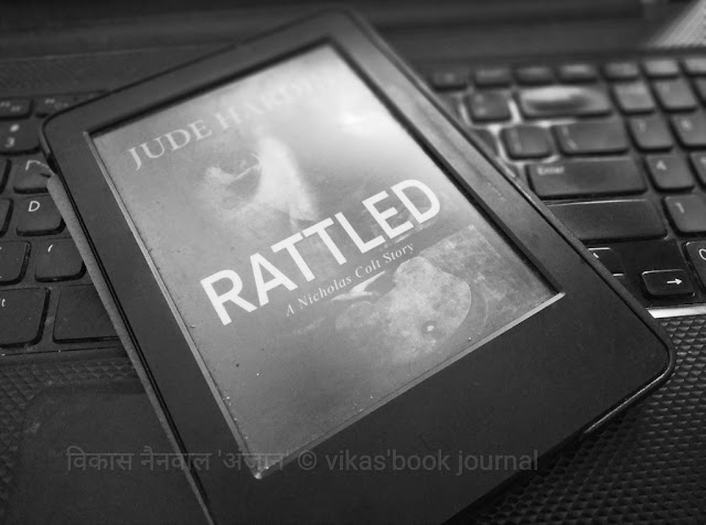 Rattled by Jude Hardin