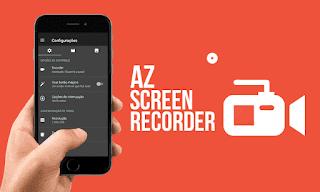 تحميل مسجل الشاشة AZ screen recorder