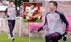 Robert Lewandowski returns to Bayern Munich training