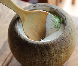 Salsa blanca, turca de yogur casera