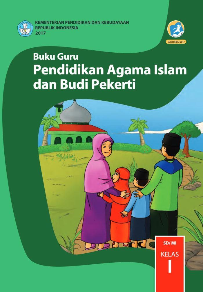 Buku Guru SD Kelas 1 Pendidikan Agama Islam dan Budi Pekerti
