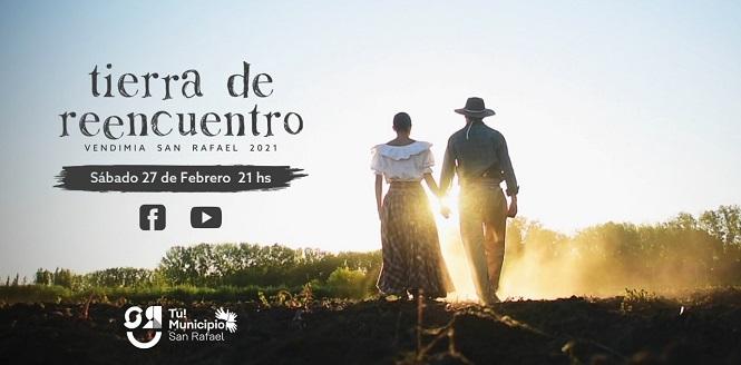 Tierra de reencuentro: Detalles, sinopsis y staff de la película de la Vendimia de San Rafael
