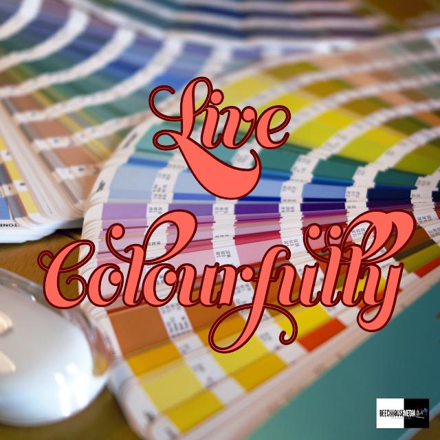 Live colourfully, Mark Taylor, Beechhouse Media, art advice,