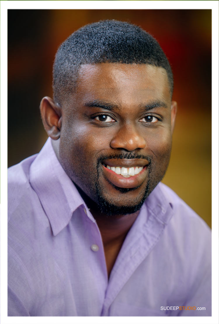 Black Business Headshots for IT Software Technology by SudeepStudio.com Ann Arbor Best Headshot Photographer