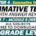 4TH QUARTER SUMMATIVE TEST NO. 4 with Answer Keys (Modules 7-8)