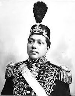 Sultan Syarif Kasim II dari Siak Riau