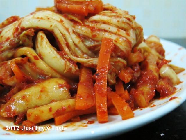 Resep Homemade Kimchi: Asinan Sayuran ala Korea