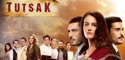 مسلسل الأسيرة Tutsak