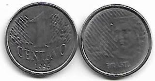 1 centavo, 1995