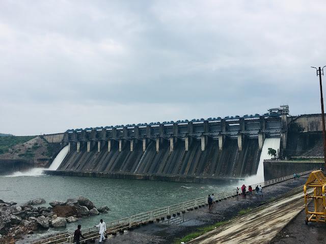 Mahi Dam Banswara Rajasthan