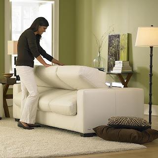 easy to open convertable sofa