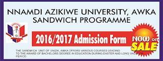 UNIZIK Sandwich Admission Form is Out  UNIZIK Sandwich Admission Form is Out - 2017 UNIZIK Sandwich Admission Form is Out - 2017 gif base64 R0lGODlhAQABAAAAACH5BAEKAAEALAAAAAABAAEAAAICTAEAOw