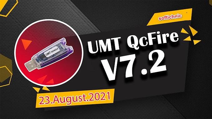 Umt QcFire v7.2, Latest Setup
