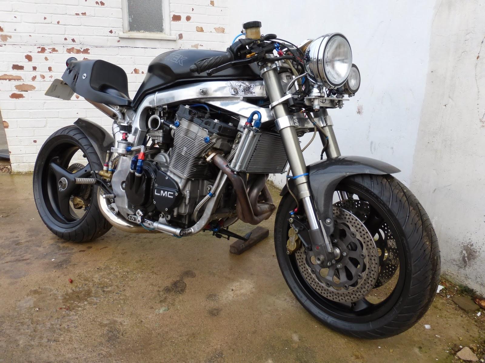 Ate The Rich Uk Martek Gsxr1100 Turbo