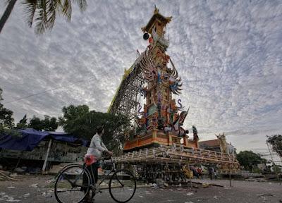 Misteri Bangke Maong, Mayat Hidup Di Bali