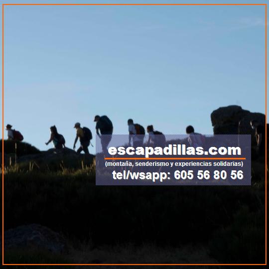 Cordal de Siete Picos con - escapadillas.com