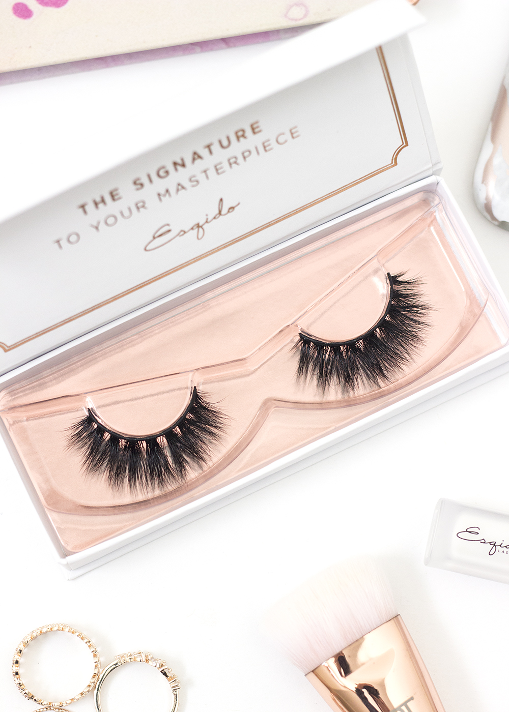 Esqido Midnight Symphony Mink Lashes