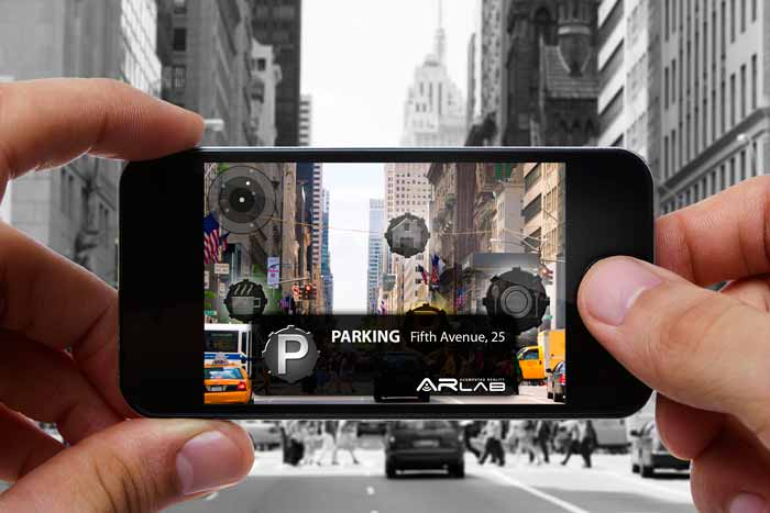 Augmented Reality: March 2016
