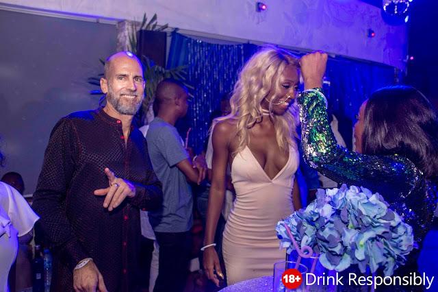 It Was A Limitless Night As Skyy Vodka Unveils DJ Big N As Brand Ambassador