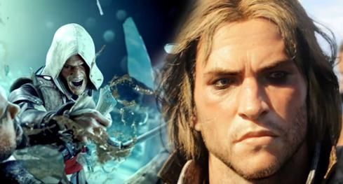 Assassin's Creed 4 Black Flag Trailer لعبة
