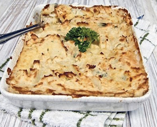 Fort Lauderdale Personal Chef - British Fish Pie Recipe