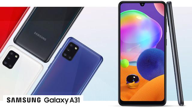 سعر  Samsung Galaxy A31