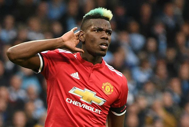 Tại sao Pogba vui mừng khi M.U chiêu mộ Fred? 1