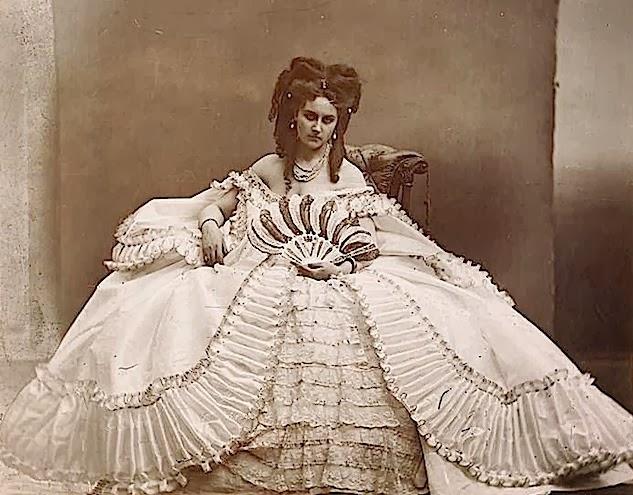 Virginia Oldoini Condesa de Castiglione