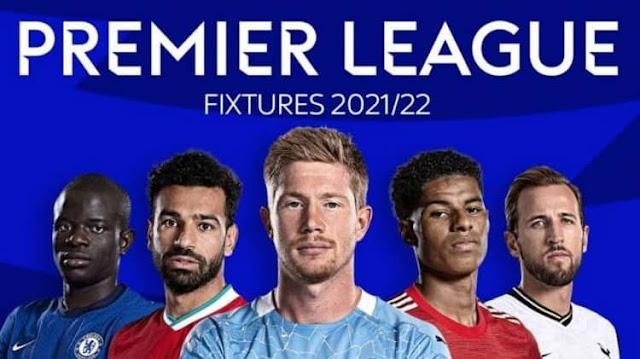 Liga Inggris dan Liga Champion 2021-2022