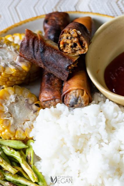 vegan lumpiang shanghai recipe
