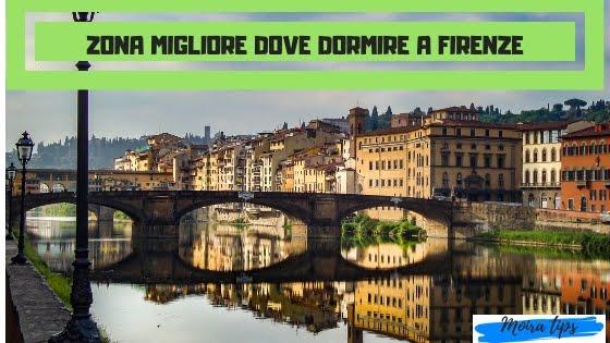 Firenze dove alloggiare