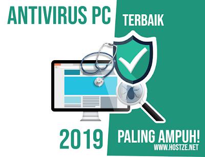 Rekomendasi Antivirus PC Terbaik Tahun 2019, Paling Ampuh! - hostze.net